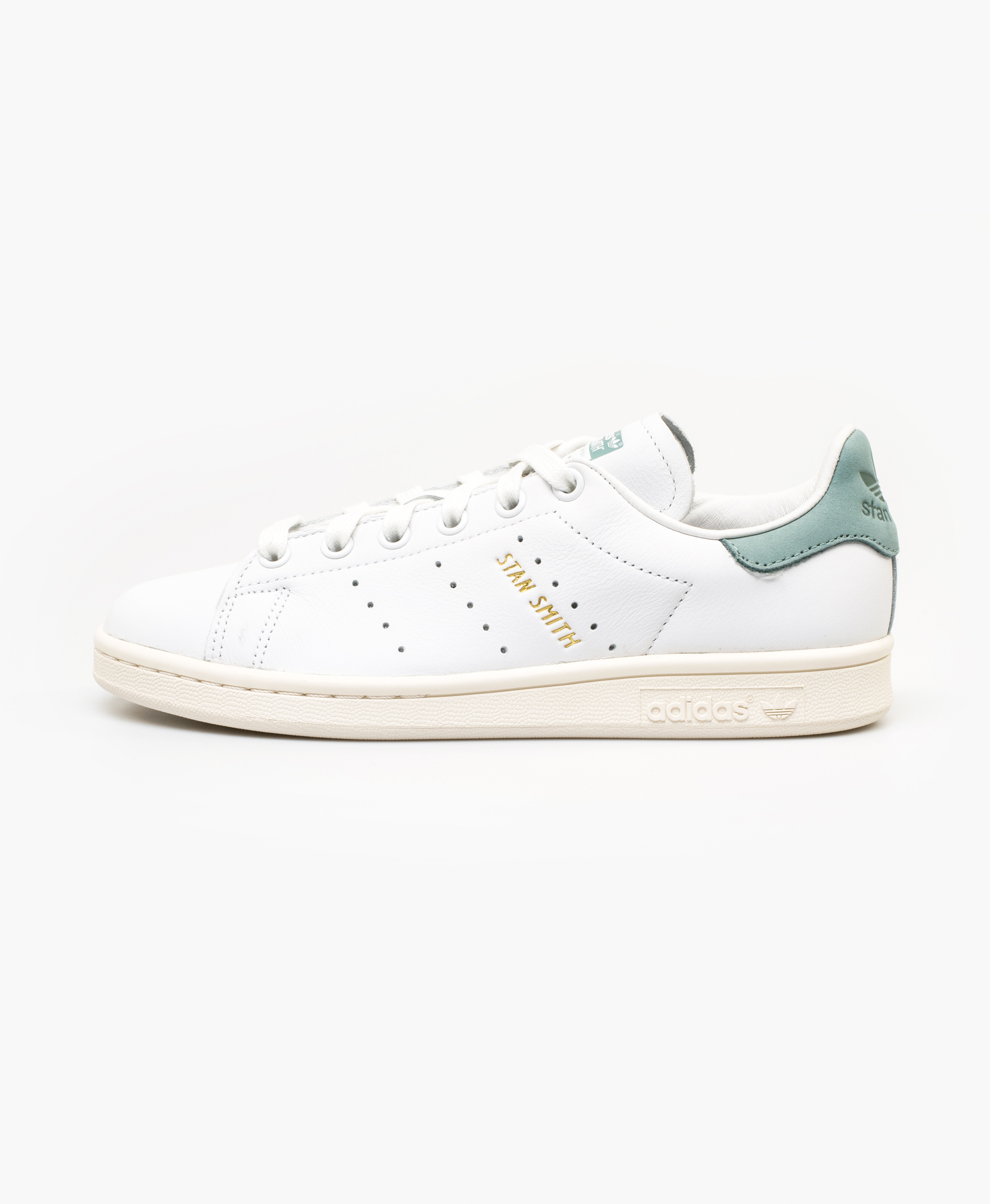 Stan Smith White / Vapour Steel